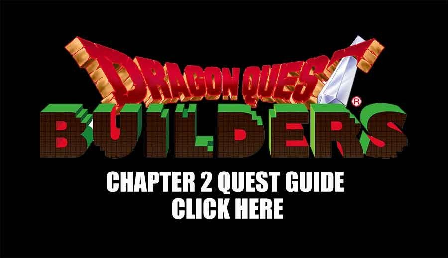 Dragon Quest Builders Chapter 2 Side Quest Guide
