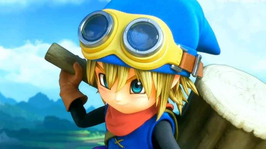Dragon Quest Builders Chapter 3 Challenge Guide - Build The Superior Spa