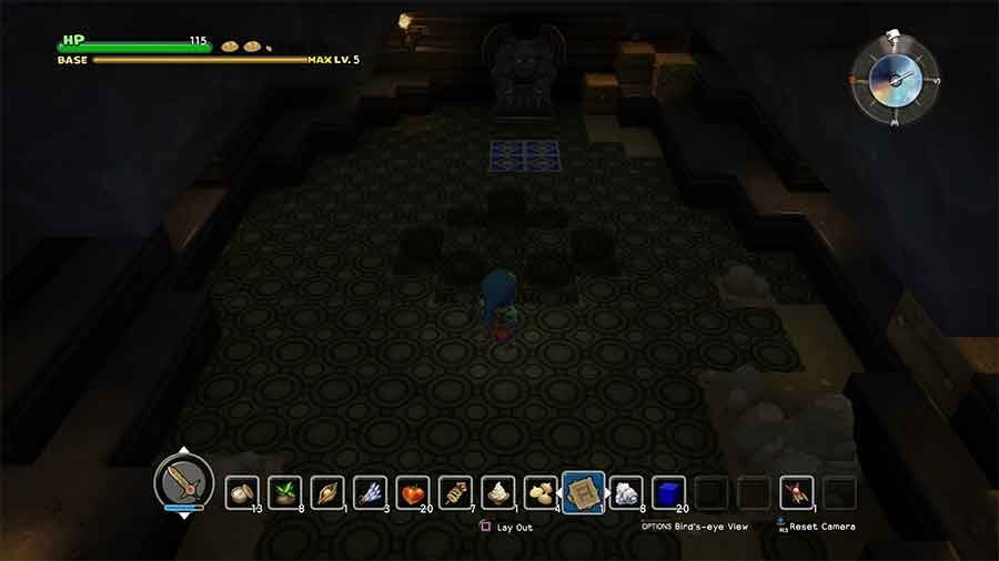 Dragon Quest Builders Chapter 3 Challenge Guide - Discover Recipe For The Lyre Of Slime Immemorial