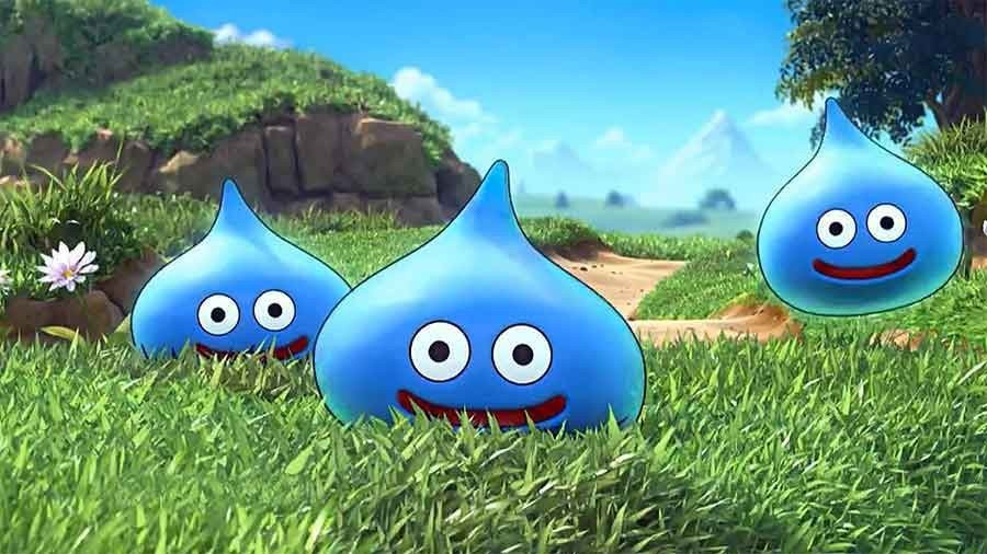 Image result for dragon quest slime