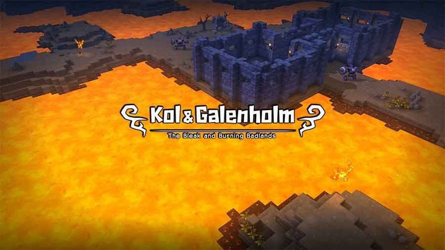 Dragon Quest Builders Chapter 3 (Kol & Galenholm) Side Quest Guide