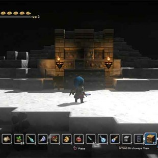 Dragon Quest Builders Final Chapter Challenge – Find The Sword Of Ruin