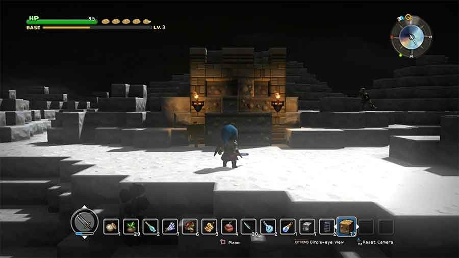Dragon Quest Builders Final Chapter Challenge - Find The Sword Of Ruin