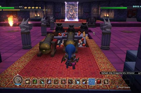 Dragon Quest Builders How To Defeat The Final Boss – The Dragonlord