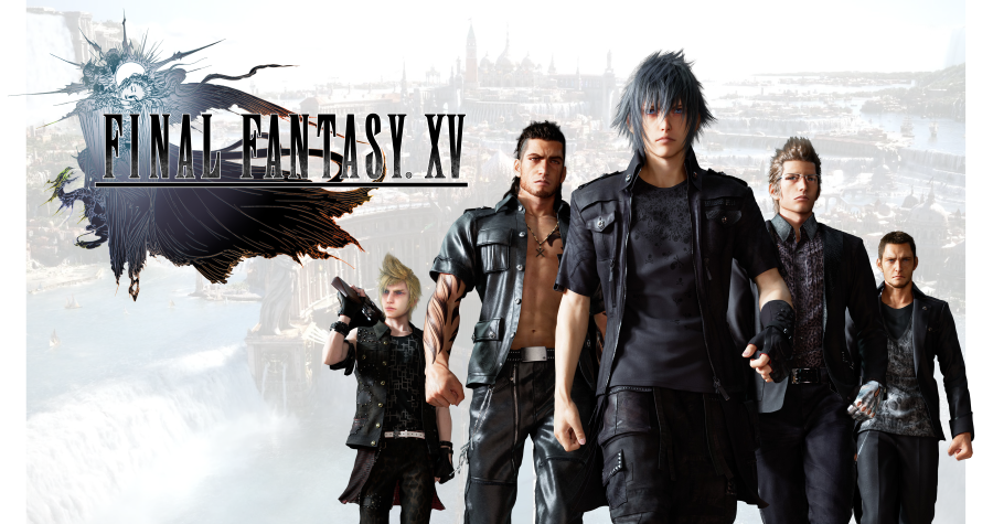 Final Fantasy XV - Gamers Heroes