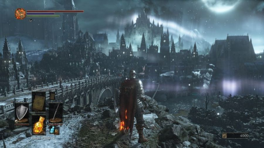 How To Access The Dark Souls 3 Ashes of Ariandel DLC