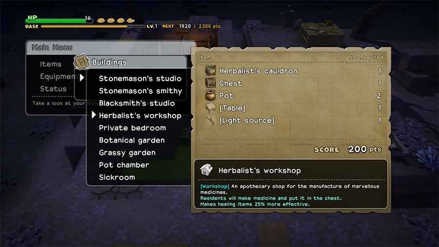 How To Build A Herbalists Workshop
