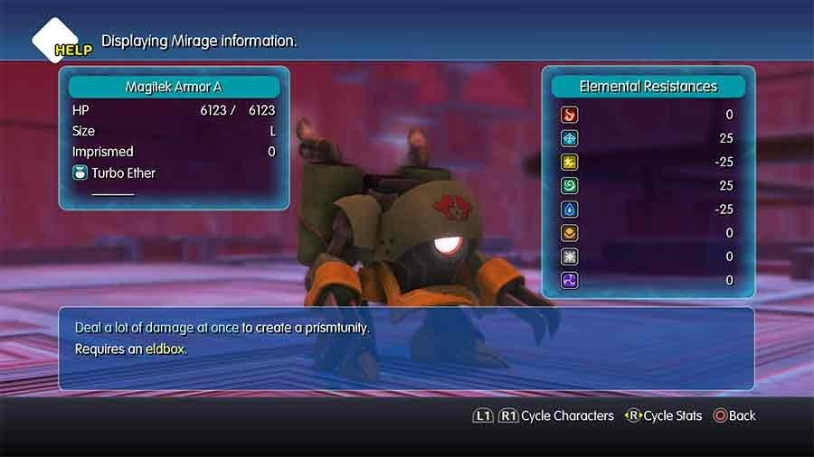 world of final fantasy how to find medium mirages