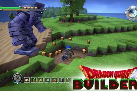 How To Save In Dragon Quest Builders