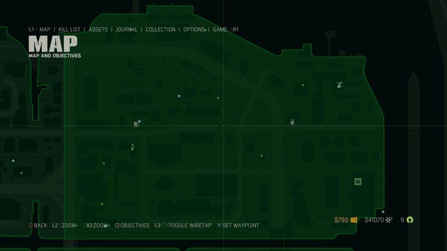 Mafia 3 Collectibles Map tickfaw Harbor