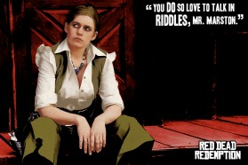 Cosplay Wednesday – Red Dead Redemption's Bonnie MacFarlane