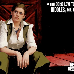 Cosplay Wednesday – Red Dead Redemption's Bonnie MacFarlane