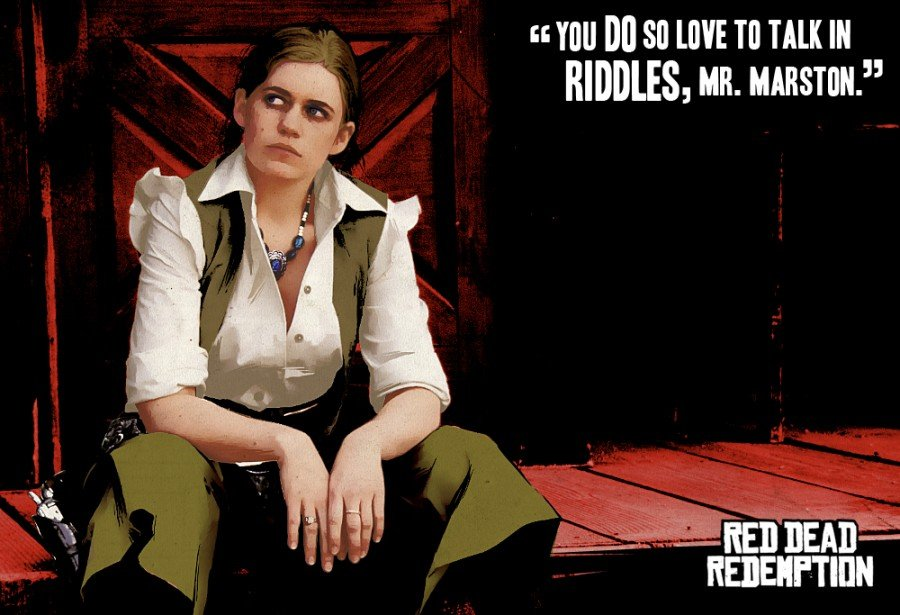 Red Dead Redemption Bonnie MacFarlane Cosplay - Gamers Heroes