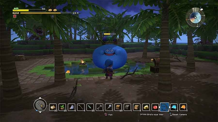 Dragon Quest Builders Chapter 2 Challenge Guide - Obtain The Crown Goowels