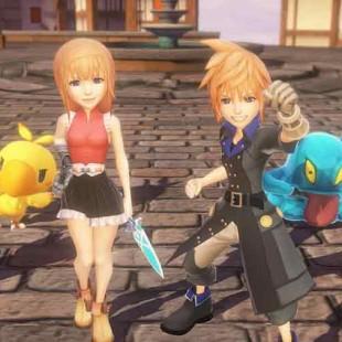 World Of Final Fantasy Miniventure (Side Quest) Guide