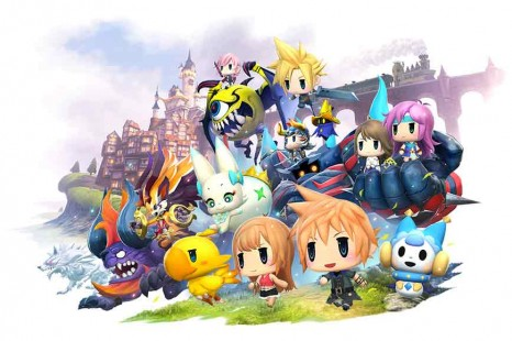 World Of Final Fantasy Mirage Guide – Where To Find & How To Catch