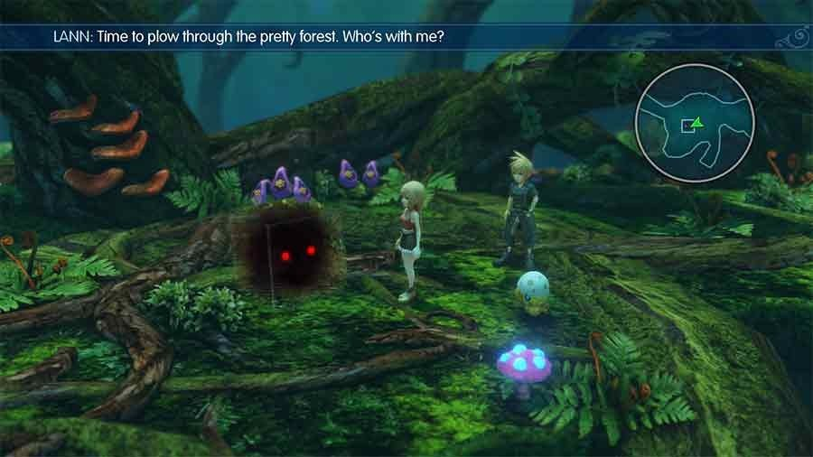 World Of Final Fantasy Murkrift Guide - Levels & Locations