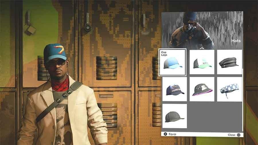 Cap Legs Hat
