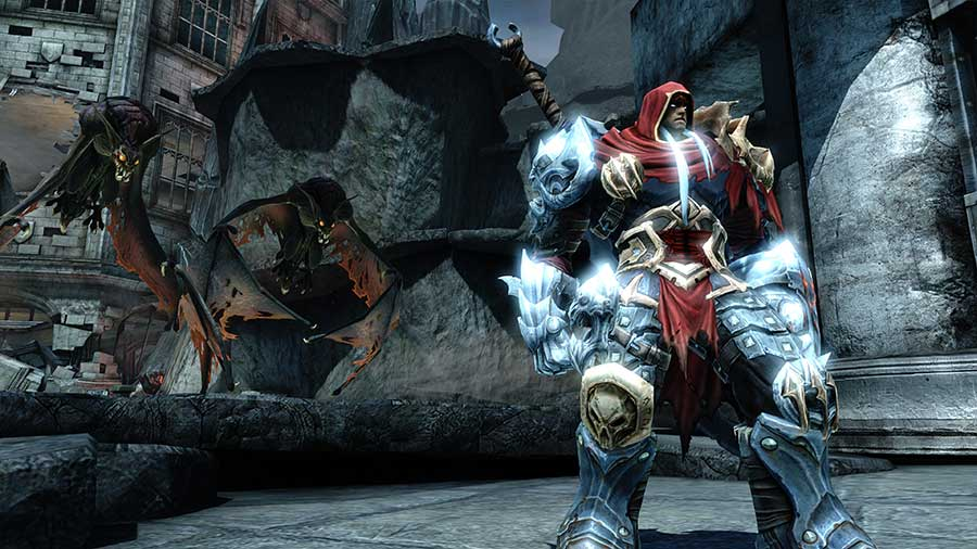 Darksiders Warmastered Edition To Support PS4 Pro - Trailer Released