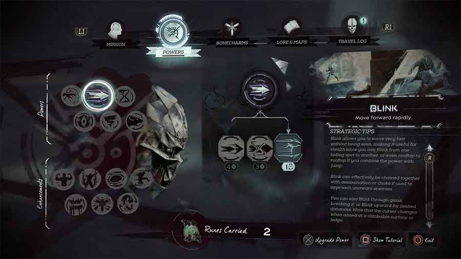 Dishonored 2 Rune Location Guide - Where To Find All The Runes