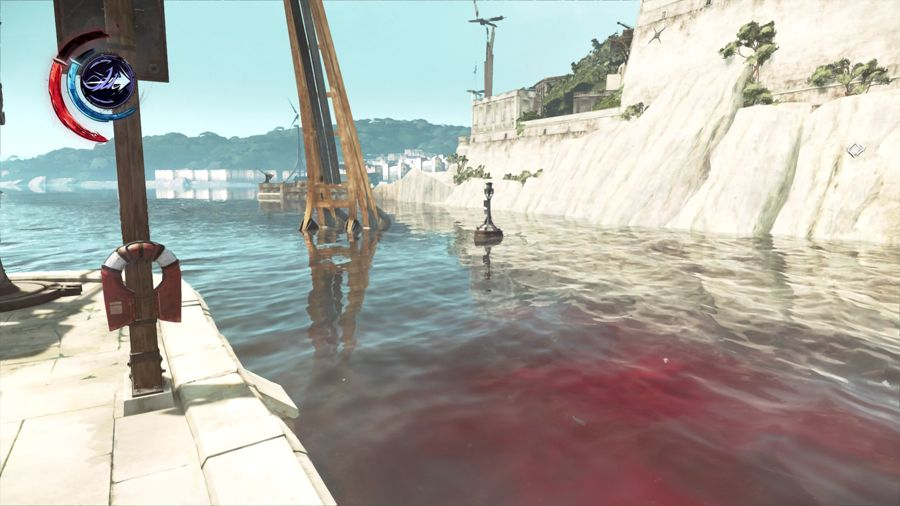 Dishonred 2 Bouy location