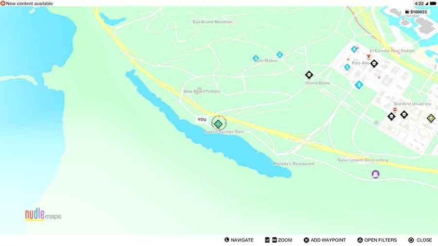 Electro Shock Optimization - Crystal Springs Dam