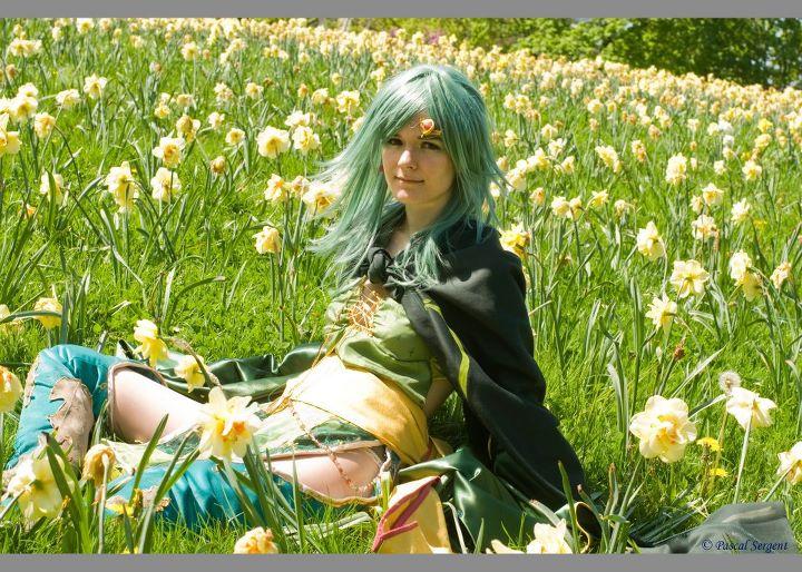 Final Fantasy IV Rydia Cosplay - Gamers Heroes