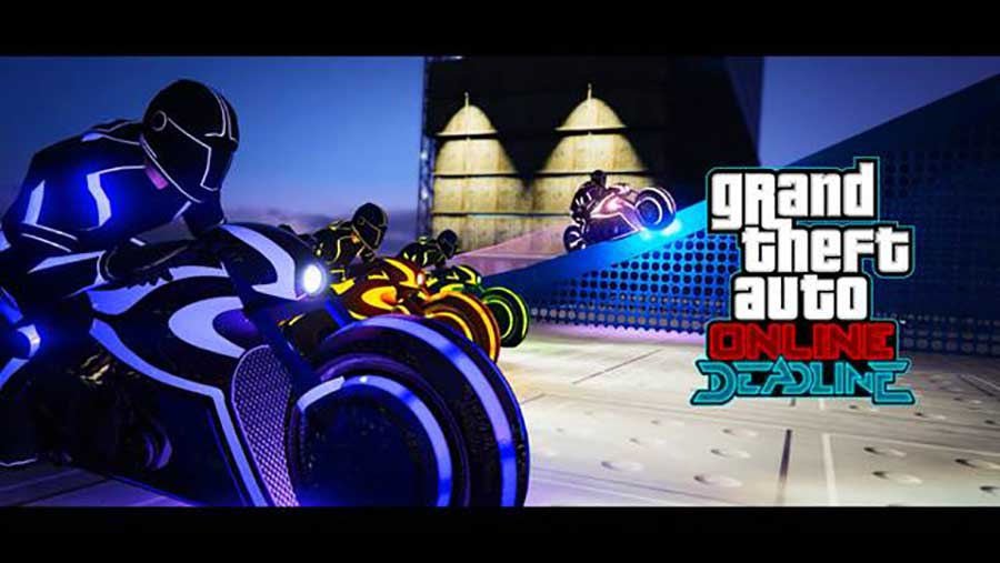 Tron Bike Added to GTA Online Finally