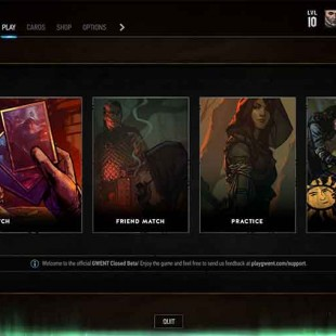 Gwent: The Witcher Card Game Preview – Let's Lay 'Em Down