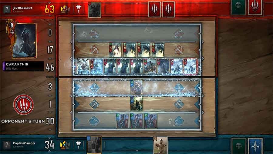 Gwent-The-Witcher-Card-Game-Preview-Match