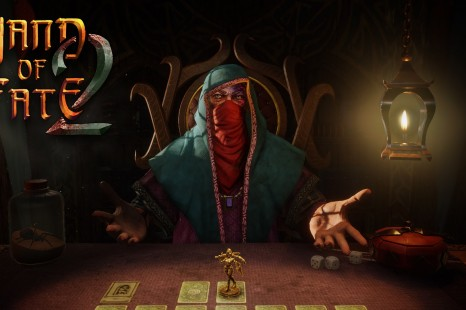 Hand of Fate 2 Now Available for PlayStation 4 and PC