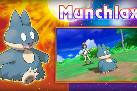 How To Get Munchlax In Pokemon Sun And Moon