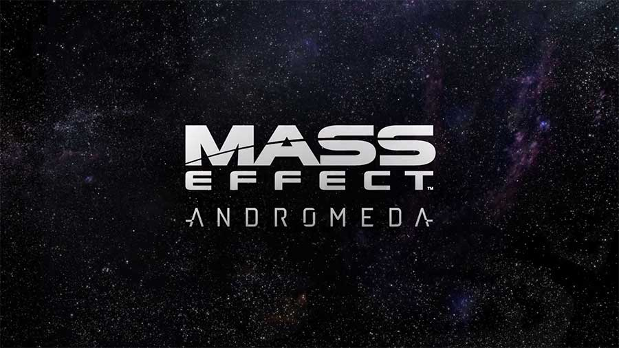 Mass Effect Andromeda Reveal Trailer Is Live - Check It Out Here