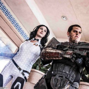 Cosplay Wednesday – Mass Effect's Miranda Lawson