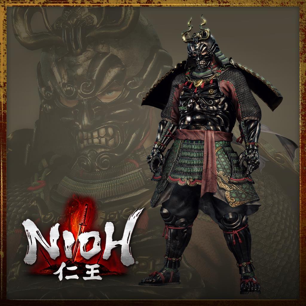 Nioh Pre Order Armor 1
