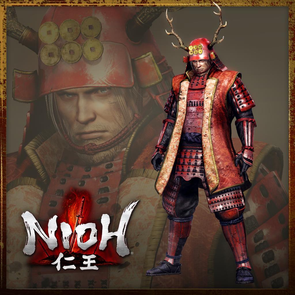 Nioh Pre Order Armor 2