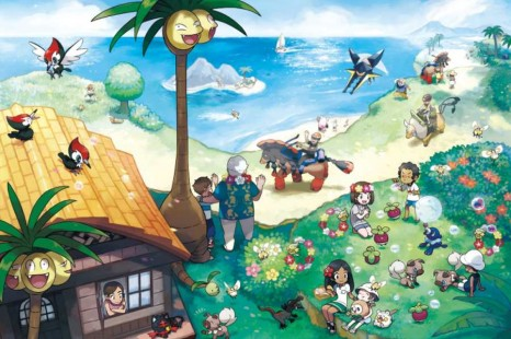 Pokemon Sun And Moon Shady House Quiz Guide