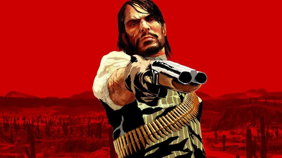 Red Dead Redemption - Gamers Heroes