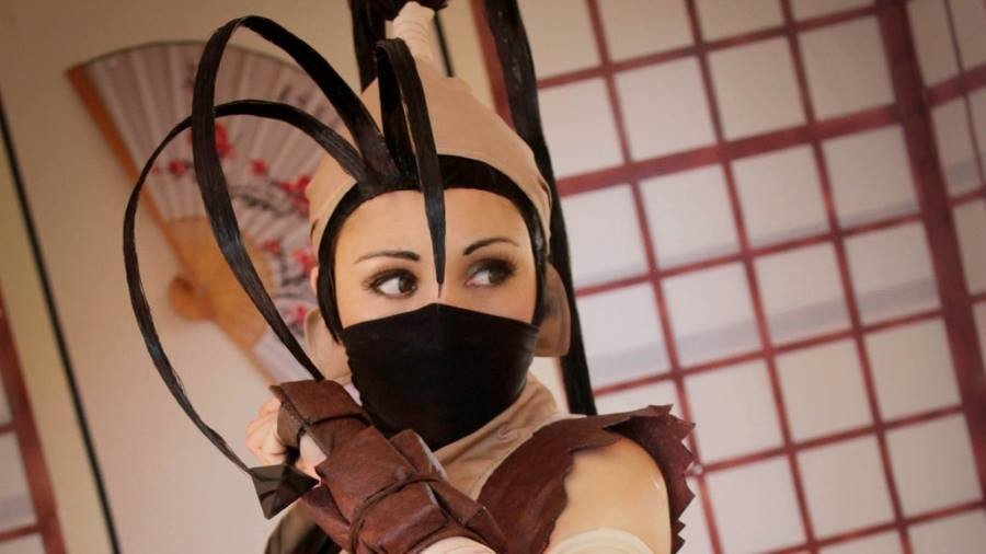 Street Fighter Ibuki Cosplay - Gamers Heroes