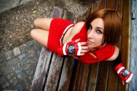 Cosplay Wednesday – Vocaloid's Meiko