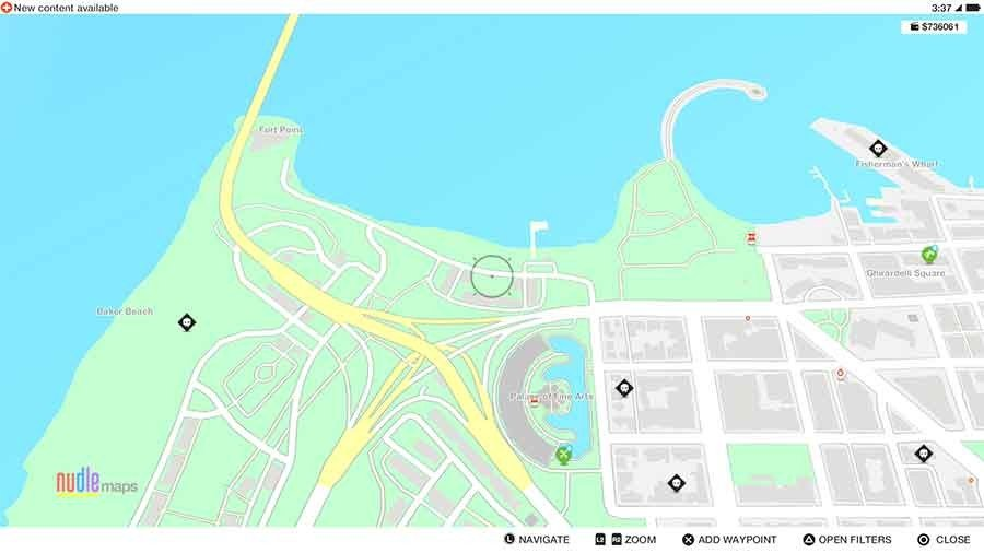 Watch Dogs 2 Gnome Location Guide - Gnome #2