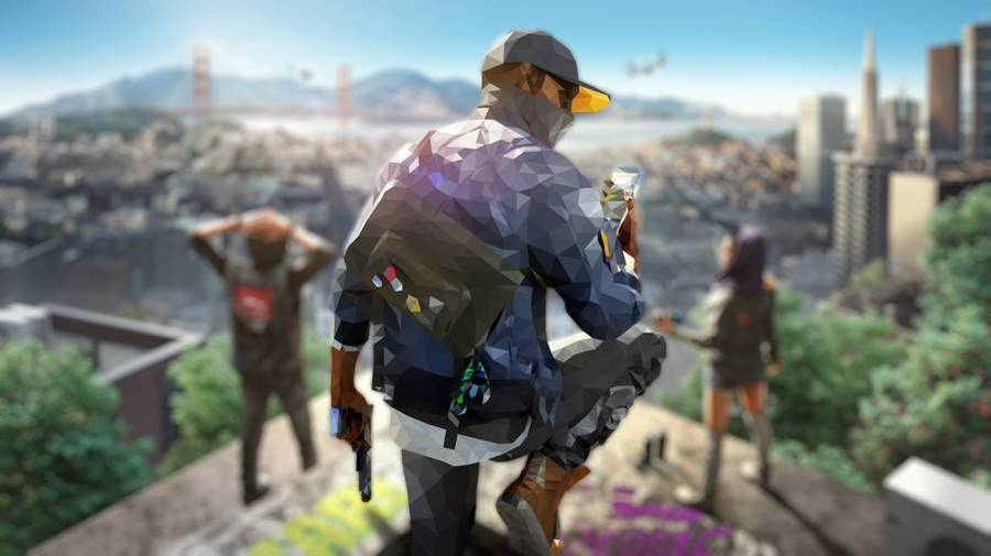 Watch Dogs 2 Jumper Paint Jobs