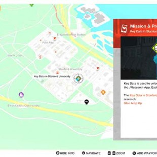 Watch Dogs 2 Key Data Location & Research App Guide