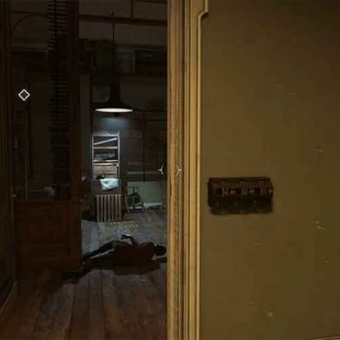 What Is The Code For The Black Market Door In The Dust District In Dishonored 2