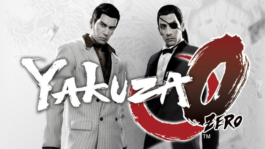 Yakuza 0 - Gamers Heroes