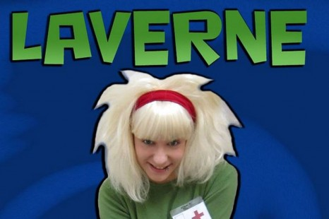 Cosplay Wednesday – Day of the Tentacle's Laverne