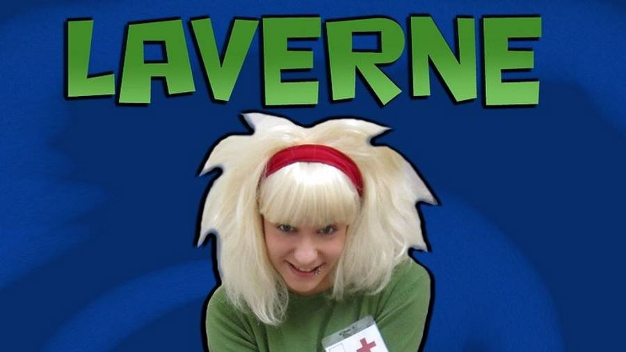 Day of the Tentacle Laverne Cosplay - Gamers Heroes