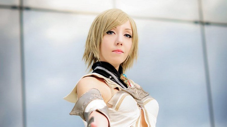 Final Fantasy XII Ashe Cosplay - Gamers Heroes