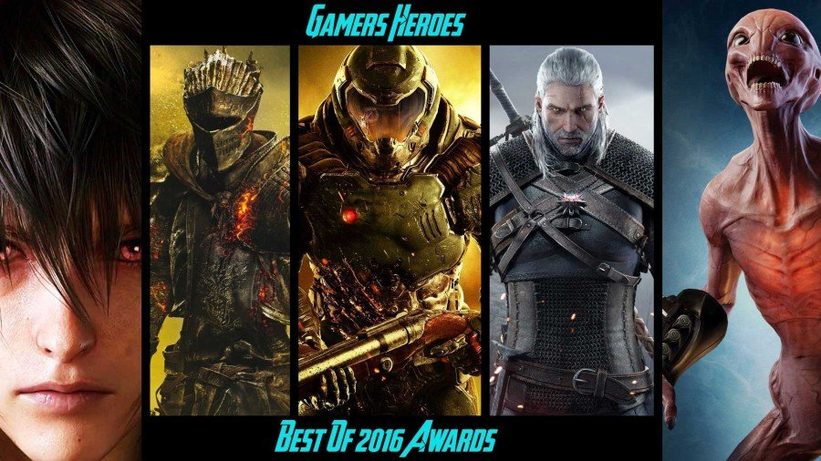 Gamers Heroes Best Of 2016 Awards