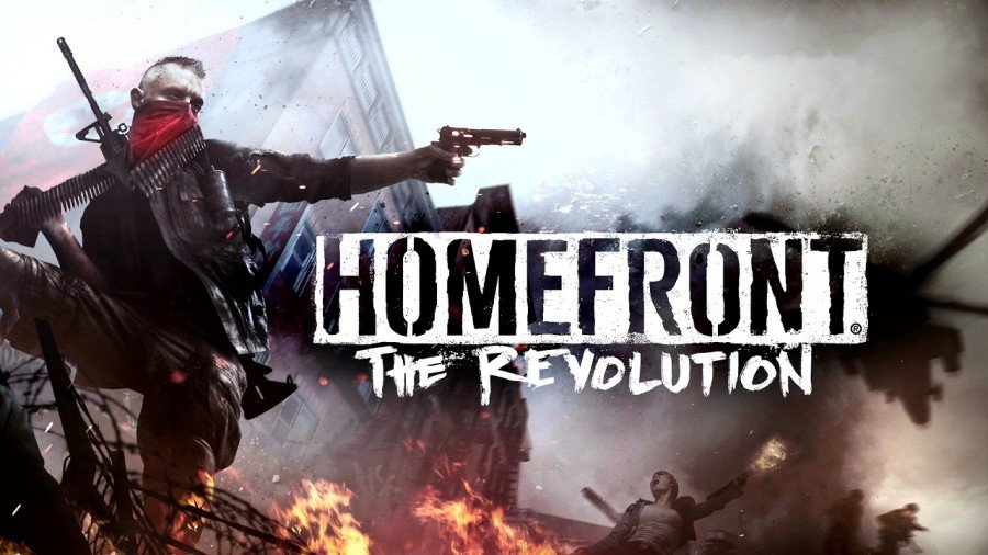 Homefront the Revolution - Gamers Heroes
